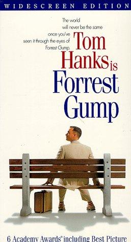 Click for larger image of Forrest Gump [VHS]