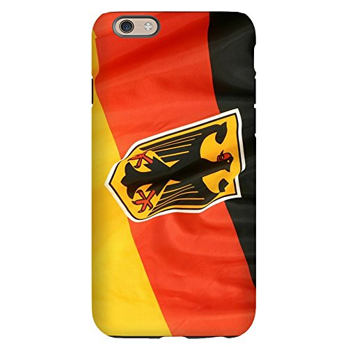 iPhone 6 Slim Case German Flag Waving ()