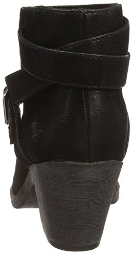 Rocket Dog Sparrow, Women's Ankle Boots Black (Vintage Worn Black)