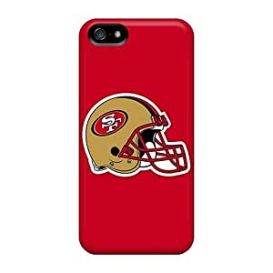 Hot BEp593wujF Case Cover Protector For Iphone 5/5s- San Francisco 49ers 2