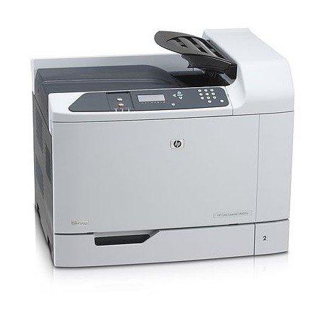 HP Impresora HP Color Laserjet CP6015n - Impresora láser ...