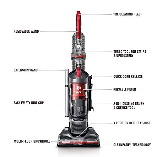 Buy what is the best rated upright vacuum cleaner