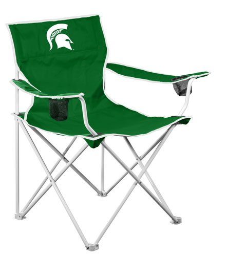NCAA Michigan State Spartans Deluxe Folding Chair