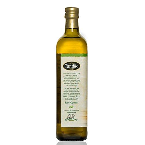 Tantillo 100% Avocado Premium Oil (Pack of 2) by Tantillo Foods (Image #1)