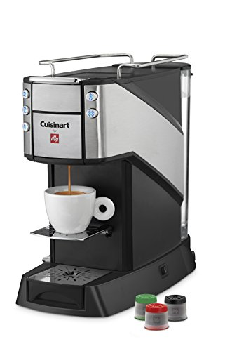 (Cuisinart EM-400 Buona Tazza Single Serve Espresso Maker,)