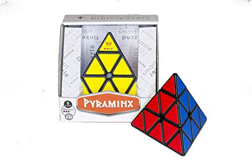 a433dd2bd264 PYRAMINX by Mefferts- Speed Cube, One-player games, Twisty Puzzle, Brain  Teasers