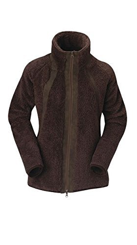 Kerrits Sherpa Fleece Jacket Bark Size: Small