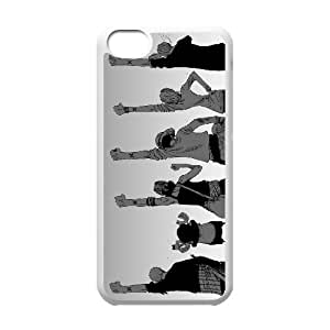 IPhone 5C Phone Case for One piece pattern design