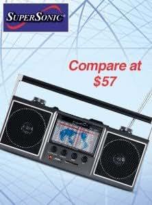 Super Sonic(R) Deleuxe 11-Band Radio