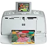 HP Photosmart 385 Compact Photo Printer (Q6387A#ABA)