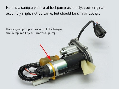 Pompa di benzina carburante Montesa Cota 4RT getto Fuel Pump EFI