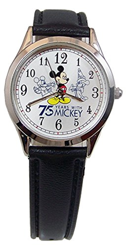 Mickey Mouse Watch 75 Years With Mickey Collectible Disne...