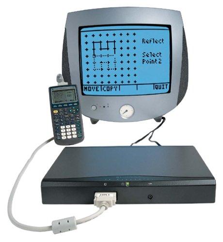 Texas Instruments TV/Video Presenter for TI ViewScreen Teacher Calculators (TIPRESENTER) by Texas Instruments
