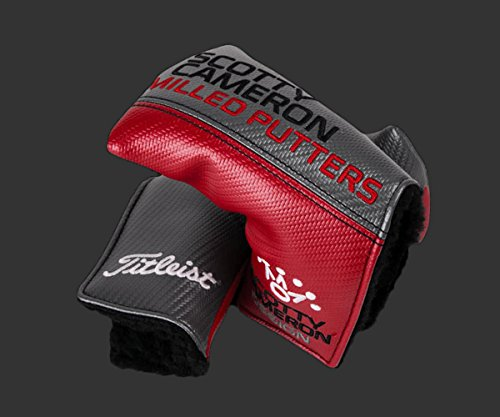 Scotty Cameron Authentic Putter Headcover 16 - Mid Mallet Style