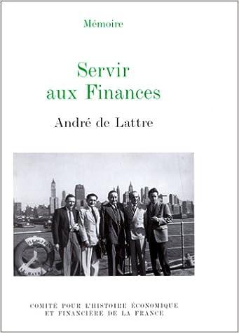 Livre gratuits en ligne Servir aux finances pdf ebook