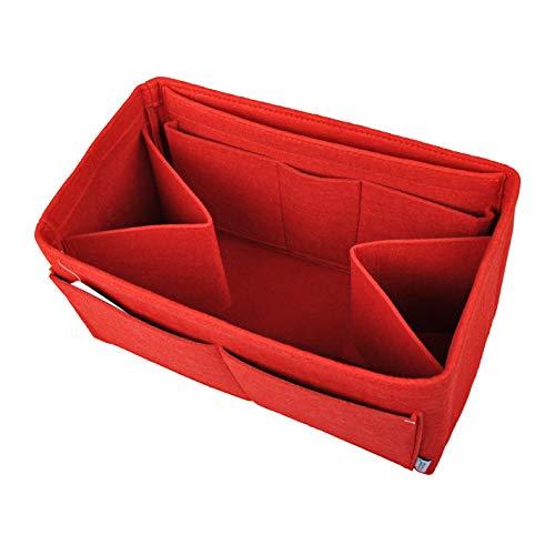 Vercord Felt Lightweight Handbag Purse Organizer Liner for sale  Delivered anywhere in USA