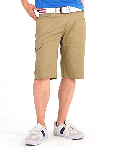 (イナセ) INASE ゴルフパンツ メンズ ショートパンツ ストレッチ golf パンツ