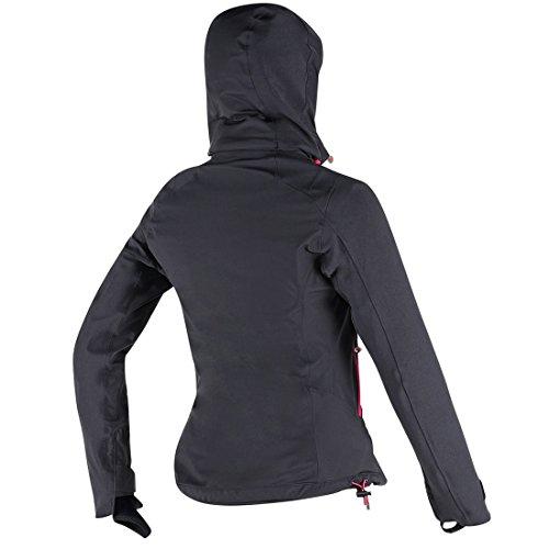 Dainese chaqueta de esquí para mujer Nereida D-Dry Q34 NERO/FUXIA