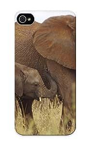 Beautiful Diy Awesome Joannaburn Defender case cover For Iphone 5/5s- Animal 4CL08jUA7vU Elephant Elephants Baby Animal Animal