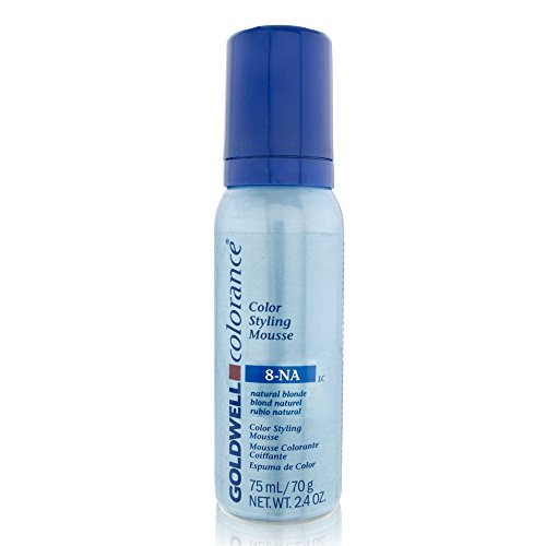 Goldwell Colorance Color Styline Mousse 8-NA Natural (Colorance Color Mousse)