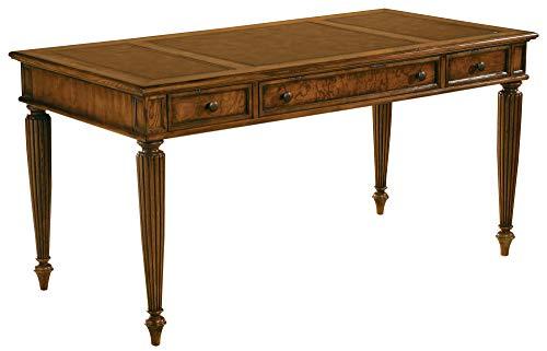 Hekman Furniture Table Desk in Urban Ash Burl Finish - 7-9108
