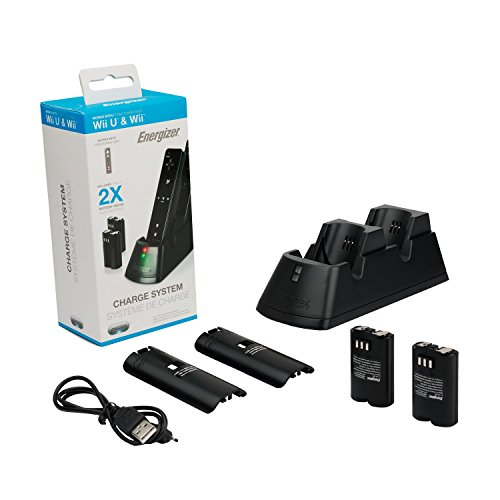 Top 10 recommendation wii remote rechargable battery pack for 2019
