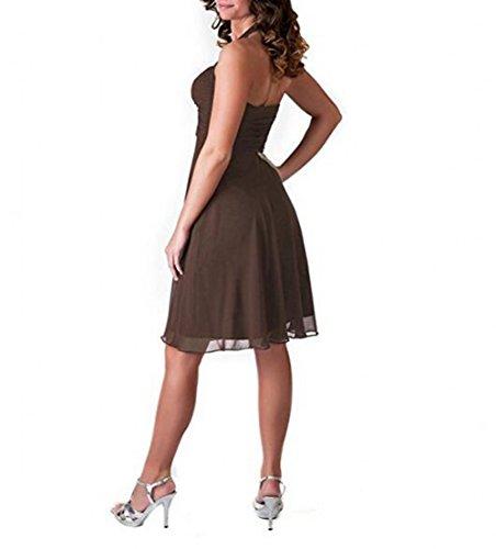 Leader of the Beauty - Vestido - para mujer marrón marrón 46