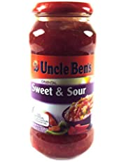 Uncle Bens Sweet and Sour Sauce 500g