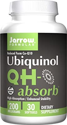Jarrow Formulas High Absorbtion QH-Gummies Supplement