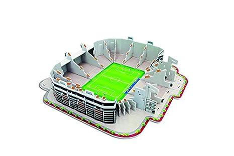 Giochi Preziosi 70340041 - Estadio de Puzzle en 3D Mestalla ...