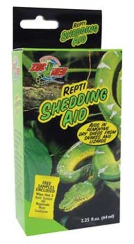 Zoo Med Reptile Shed Aid, 2.25 oz, My Pet Supplies