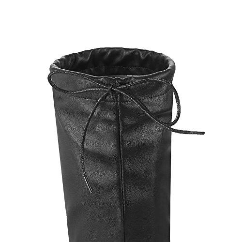 36 Dku01901 Noir Montants Noir Femme 5 AN PqBgXw