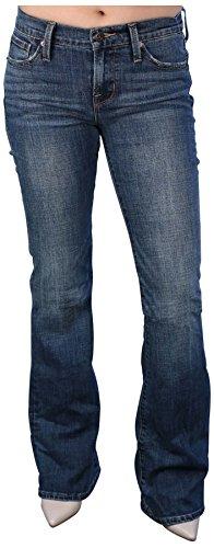 Lucky Brand Jeans Women's Brooke Flare Denim Jeans-25 Regular (Hippie Brand Jeans)