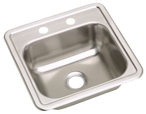 Alfi K115152 Kingsford Sink, One Size, Stainless Steel