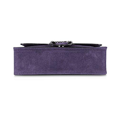 GloopGloop pour à 007 Sac main Viola femme 7 1 Multicolore multicolore q6B7qRW