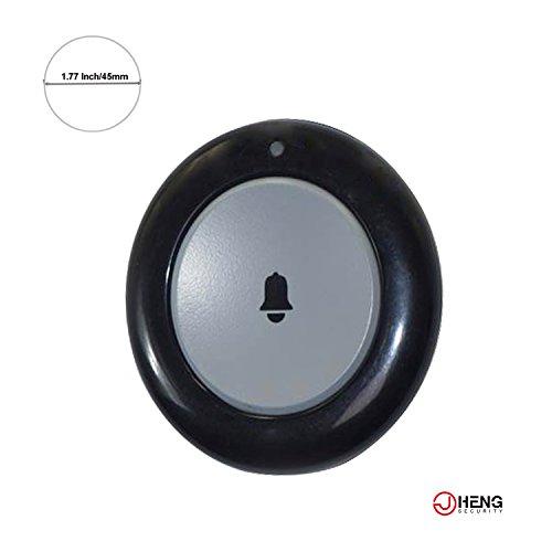 Electronics : JC 433MHz Wireless Door Chime Remote Doorbell Button Non-waterproof