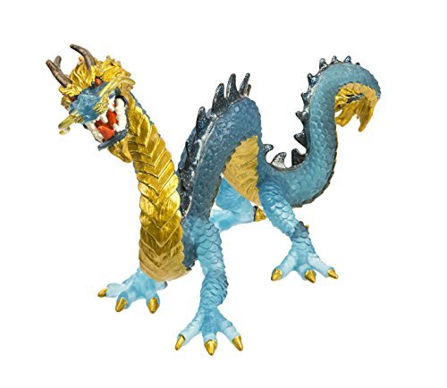 Safari Ltd Krystal Blue Dragon (Animals Blue Safari)
