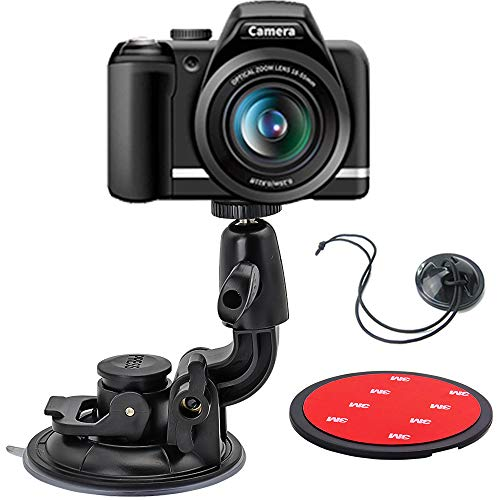 DSLR Scution Cup MountDouble-Protection-Design