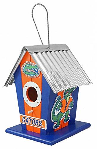 Gator Birdhouse - University of Florida Fear The Swamp Hanging Birdhouse