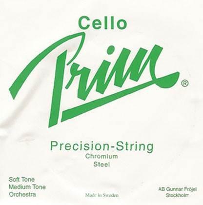 Prim Strings 4551O Cello A String Orchestral