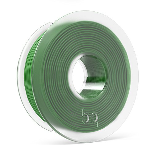 BQ – Filamento PLA de diámetro 1.75 mm, 300 g, color Grass Green