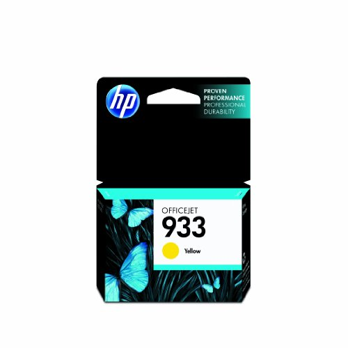 HP Yellow Original Cartridge CN060AN product image