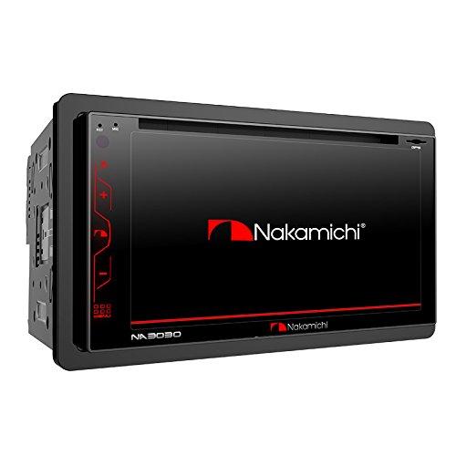 Nakamichi NA3030 DVD/CD/MP3 Player Built-in GPS Bl…