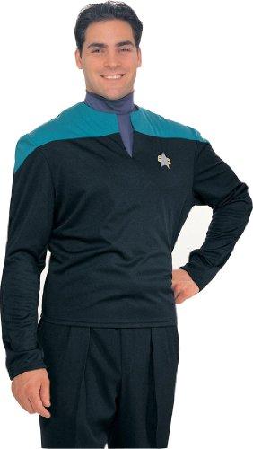 Teal Voyager Star Trek Uniform Costume - Adult XL (Star Trek Voyager Costume)