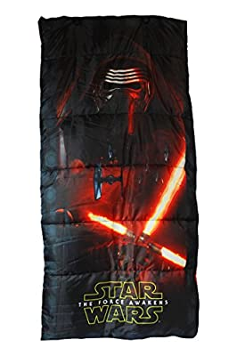 Star Wars The Force Awakens Kids Camp Sleeping Bag