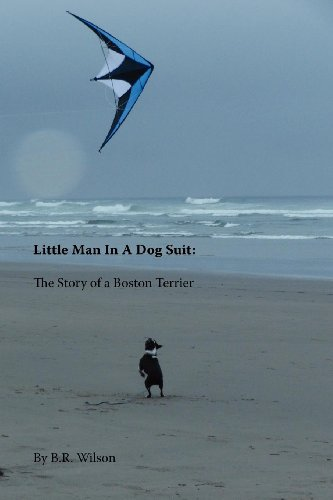 Suit In Black Man (Little Man in a Dog Suit: The Story of a Boston)