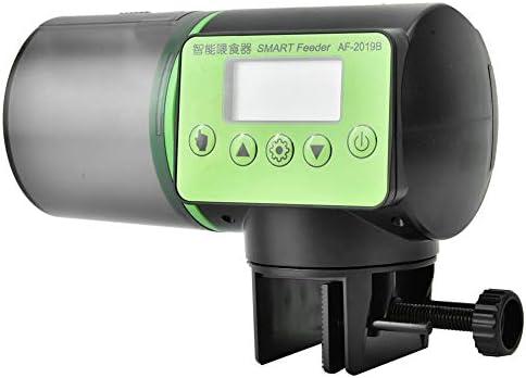 Alimentador automático de peces acuario dispensador de alimentos acuario casero 3
