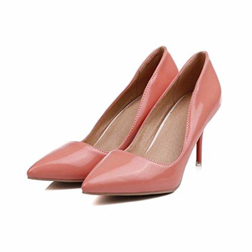 Zapatos de Tacón/Zapatos Grandes, Tacones Altos, Zapatos, Señoras, Zapatos Pink