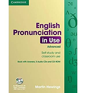 English Pronunciation in Use Intermediate with Answers, Audio CDs ...
