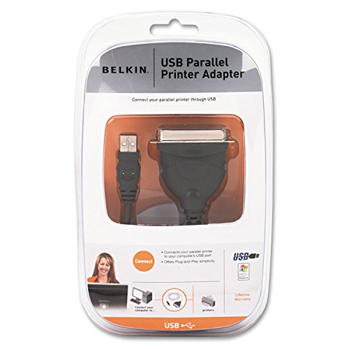 Belkin F5U002V1 Parallel Printer Adapter